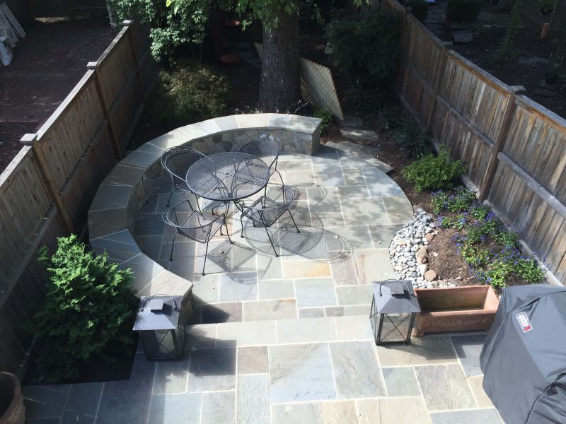 Outdoor Patio Designs Installation J J Landscape Management Inc