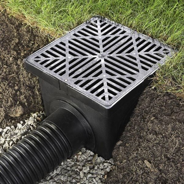 Drainage solutions commercial residential j j for Residential french drain