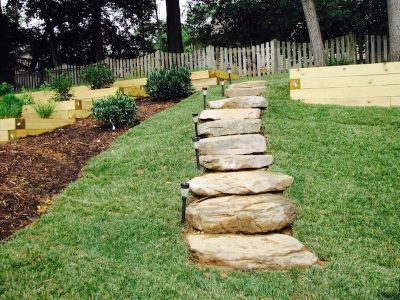 J J Landscape Management Inc Steps Stairs Alexandria Va 1
