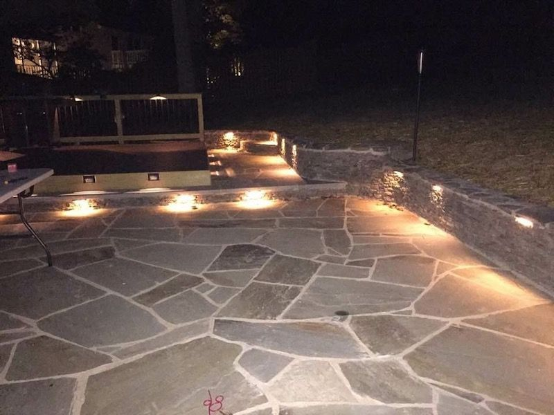 Lighting Basement Washroom Stairs: Outdoor Lighting Designs & Installation