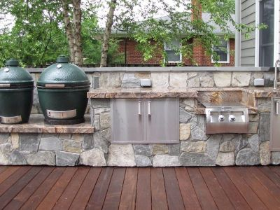 Outdoor Kitchen Designs Amp Installation J Amp J Landscape